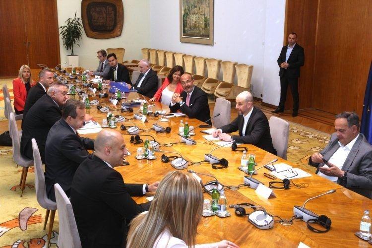 Još jedna runda međustranačkog dijaloga - o novim preporukama u septembru
