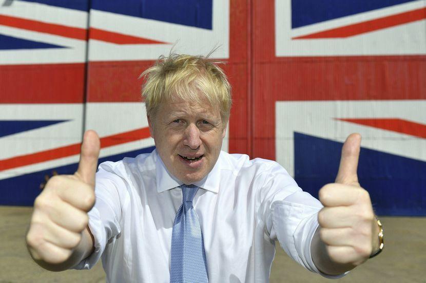 Boris Džonson novi lider britanskih konzervativaca