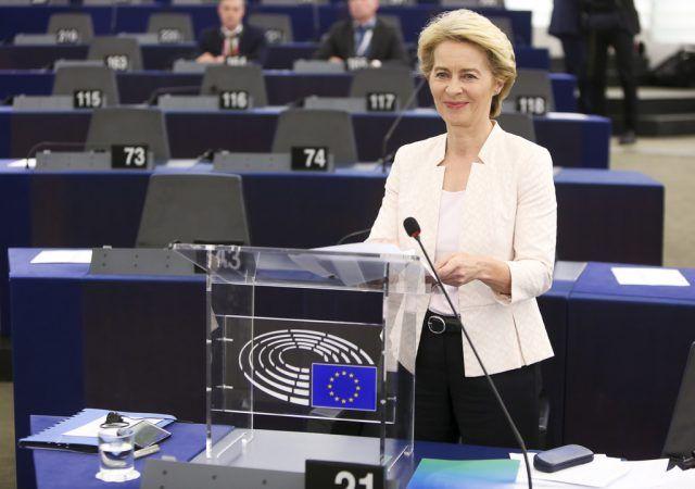 Ursula fon der Lajen izabrana za novu predsednicu Evropske komisije