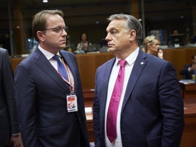 Ambasador Oliver Varhelji novi kandidat Mađarske za evropskog komesara