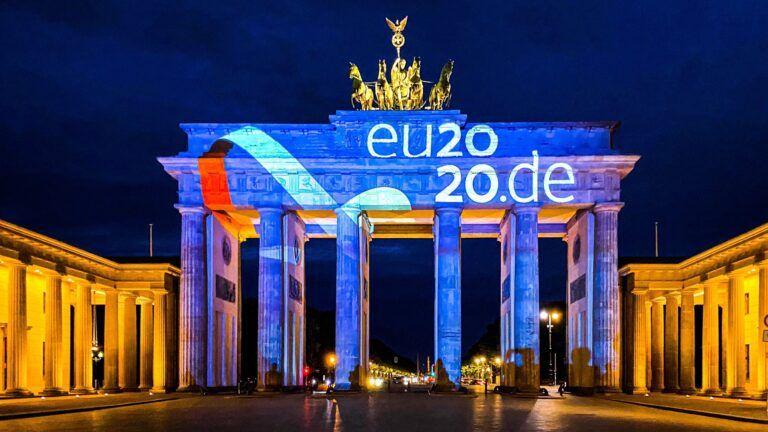 Nemačka od danas predsedava Savetom EU, prioritet ublažavanje posledica pandemije