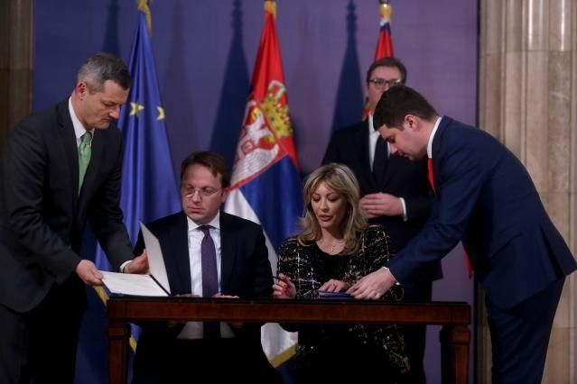 Da li postoje smetnje na vezi Beograd-Brisel povodom nove metodologije proširenja?