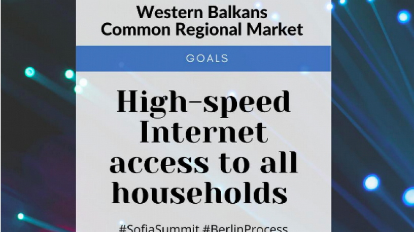 Cilj stvaranja Zajedničkog regionalnog tržišta je približavanje tržištu EU
