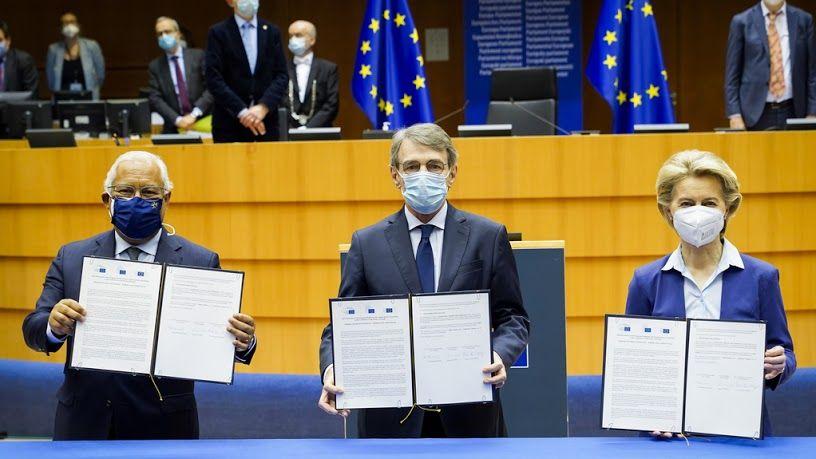 Potpisana deklaracija o Konferenciji o budućnosti Evrope