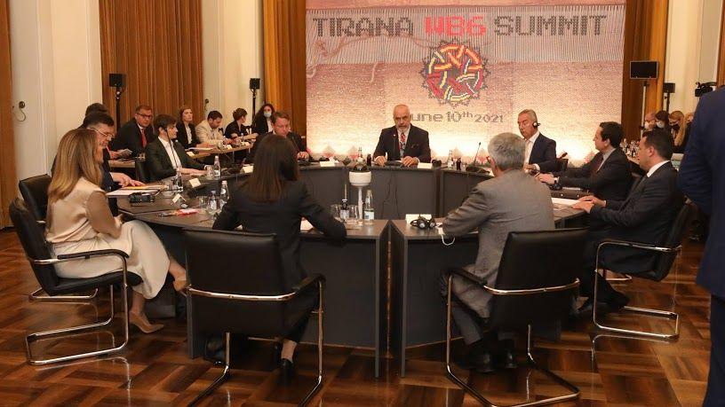Liderima Zapadnog Balkana predstavljen investicioni plan EU vredan 30 milijardi evra