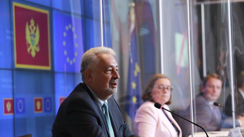 EU: Bez pregovora sa Skopljem i Tiranom, prioritet Crne Gore vladavina prava