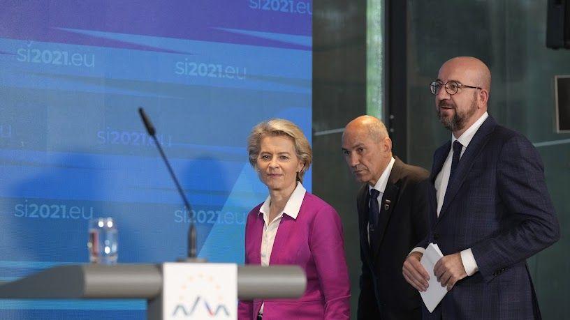Fon der Lajen: Nema sumnje da je cilj EU proširenje