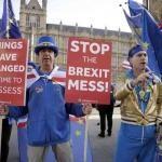 Britanska vlada usvojila nacrt sporazuma o Bregzitu