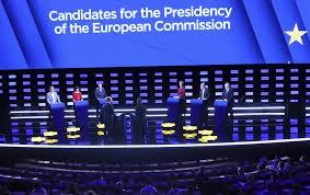Debata kandidata za predsednika Evropske komisije