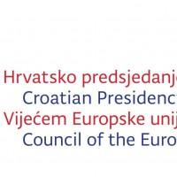 Hrvatsko predsedavanje Savetu Evropske unije