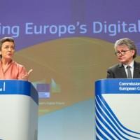Evropska komisija predstavila strategiju za upravljanje podacima i veštačku inteligenciju