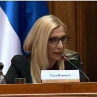 Popović: Izmena Ustava uslov za unapređenje vladavine prava