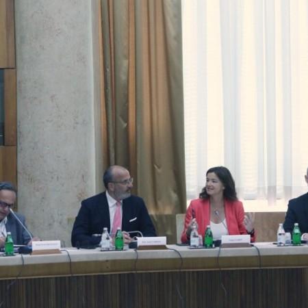 Posrednici iz EU usvojili nacrt radnog dokumenta za sledeću rundu međustranačkog dijaloga