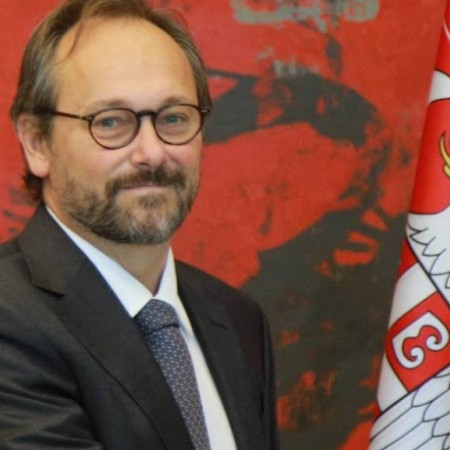 Emanuele Žofre zvanično preuzeo dužnost šefa Delegacije EU u Srbiji