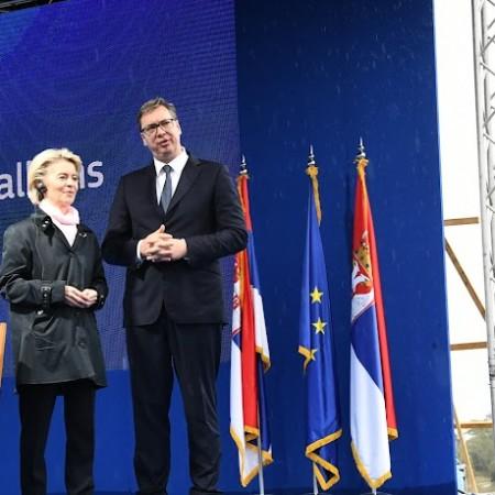 Fon der Lajen: Bolja budućnost Srbije je u EU, ostaje još dosta posla