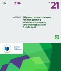 Pretpristupna pomoć EU za jačanje administrativnih kapaciteta na Zapadnom Balkanu